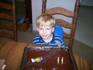 calvin 4th birthday