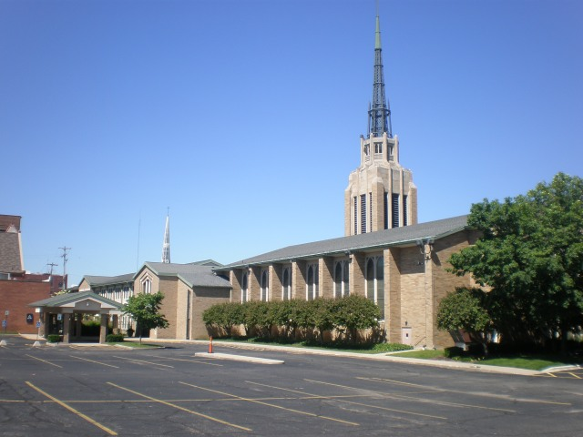 LaGrave Avenue Christian Reformed Church