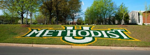 Methodist University, where I worked until two years ago.