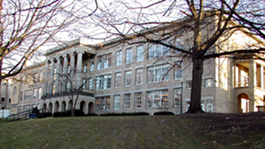 Kent Hall, Kent State University--where I studied psychology.