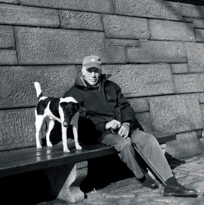 Roger Angell. Photo: The New Yorker.