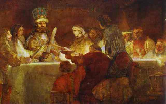 Rembrandt_Conspiracy_of_Julius_Civilis