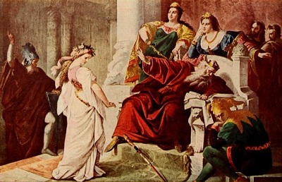 king lear play vs movie King lear chaos vs order script purpose person #1: in order to fully understand the play king lear you must understand the topic of chaos and order chaos is a condition or place of great disorder or confusion, and order is the opposite and in the play is the established system of social organization.