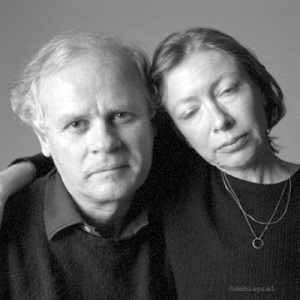 John Gregory Dunne and Joan Didion