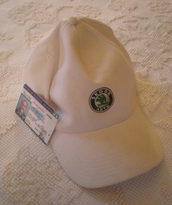 The Cap and the License