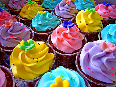 Sweets! Image from Yummydelicious.com